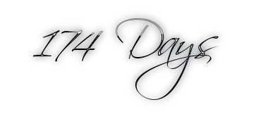 174 days.